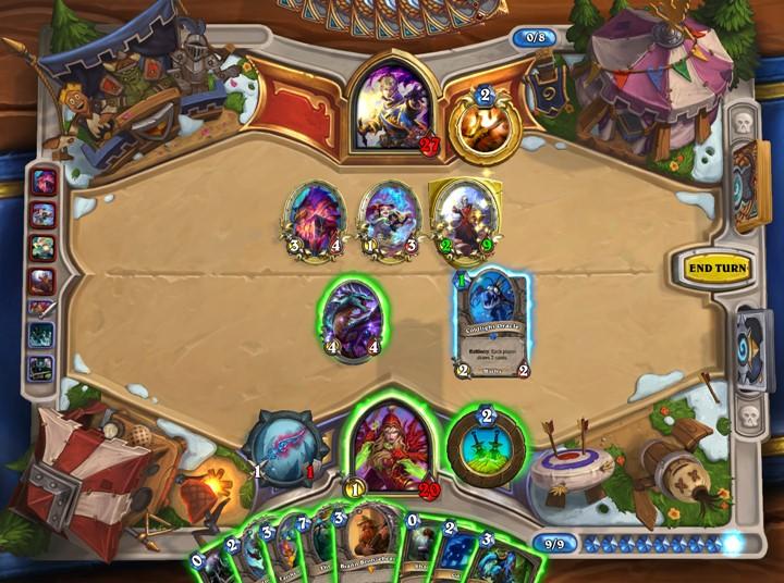 deck-fun-hearthstone-screenshot-curator-mill