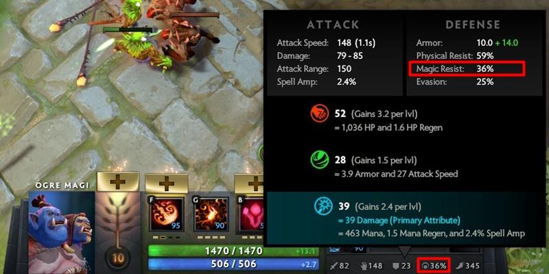 panduan-dota2-perbedaan-armor-magic-resistance-damage-block-evasion-magic-resistance