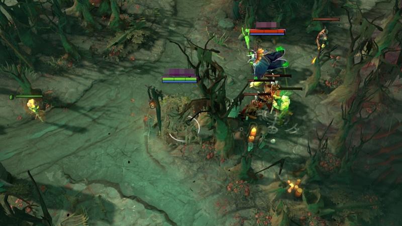 panduan-hero-dota-2-treant-protector-early-game