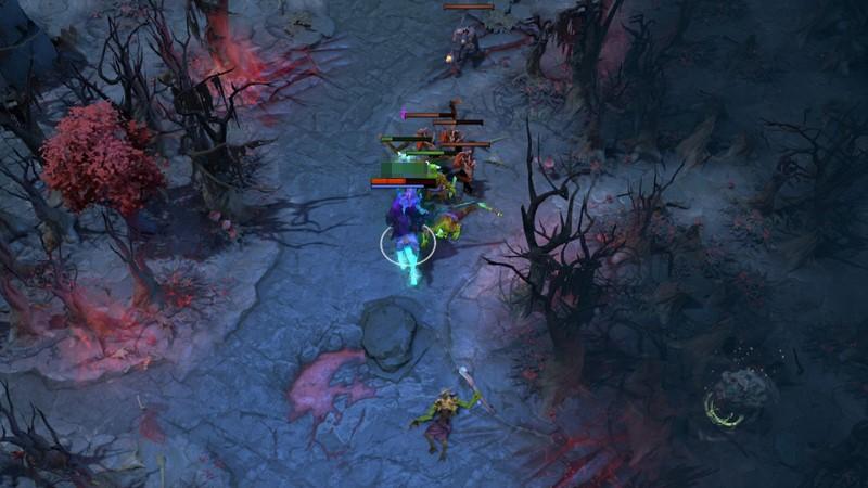panduan hero dota 2 abaddon early game gameplay