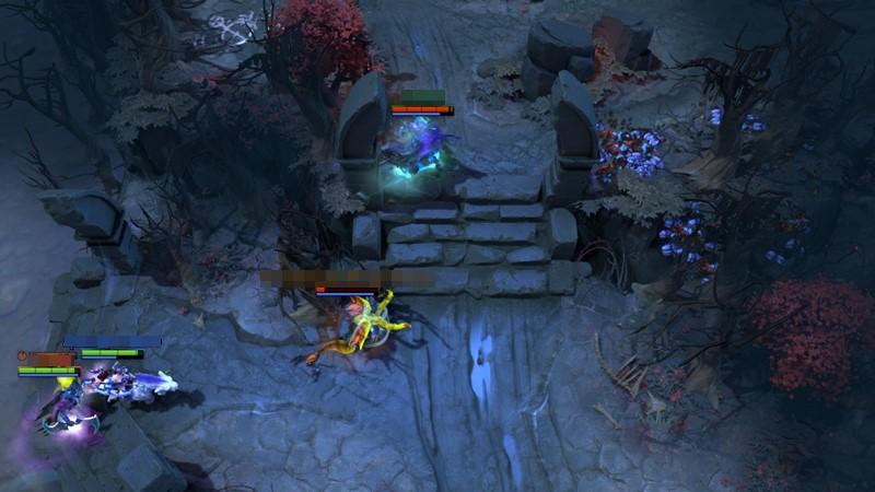 panduan hero dota 2 abaddon mid game gameplay
