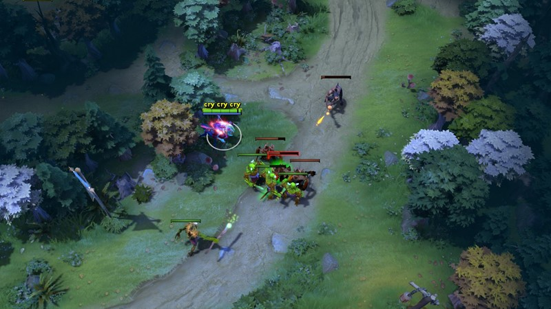 panduan-hero-dota-2-weaver-early-game