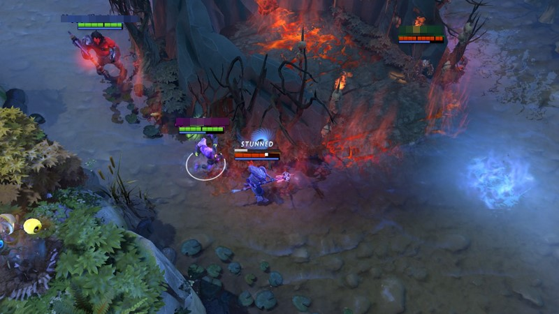 panduan hero dota2 faceless void kill