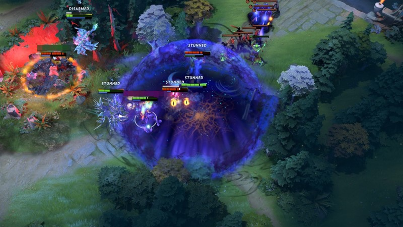 panduan hero dota2 faceless void multiple chrono