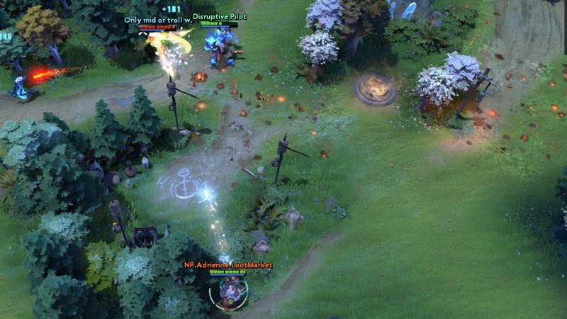 panduan hero dota 2 sniper gameplay 1