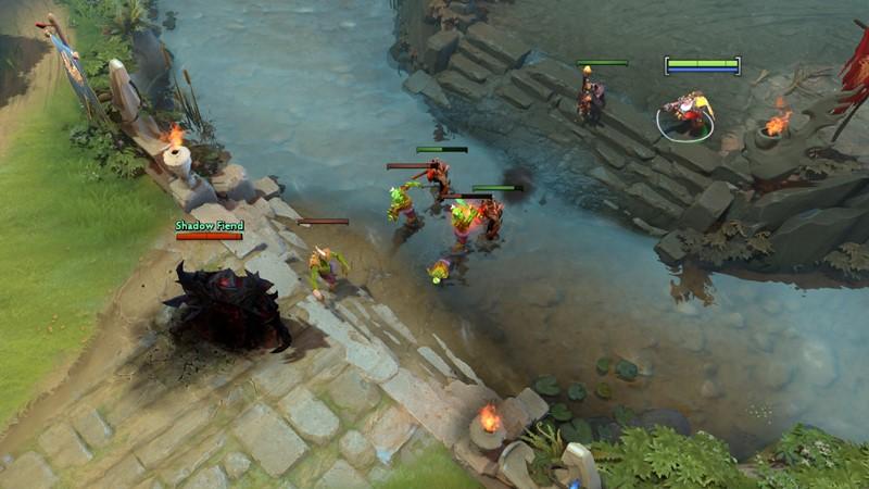 panduan hero dota 2 sniper gameplay 2
