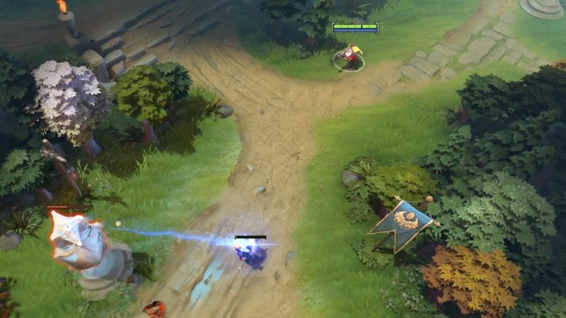 panduan hero dota 2 sniper gameplay 3