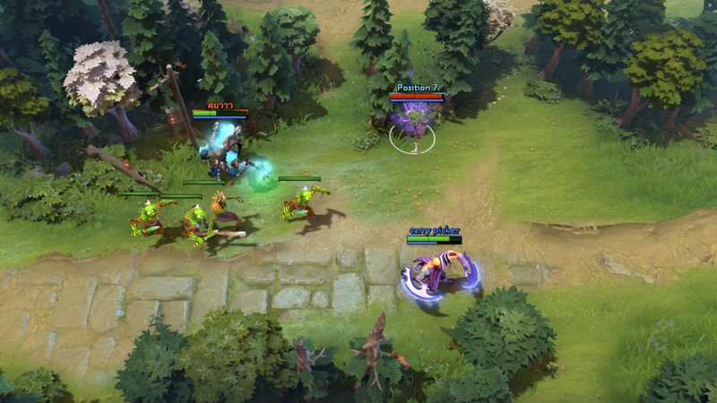 Panduan Hero Dota 2 Riki Support Metaco