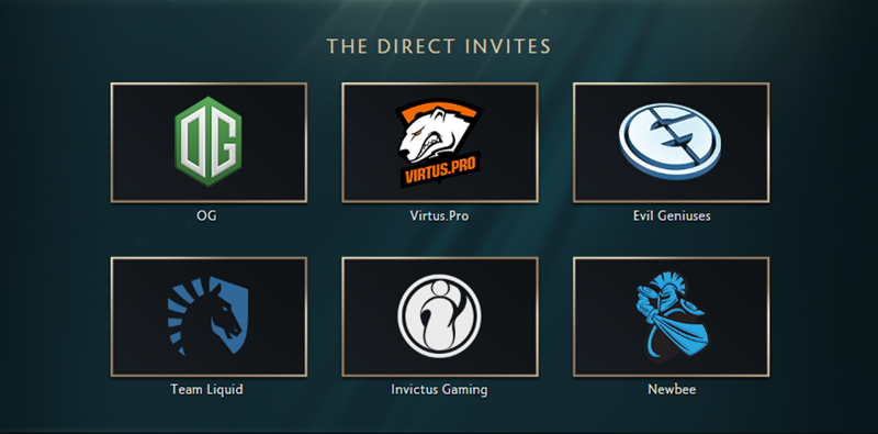 valve umumkan tim dota 2 the international 2017 tim undangan