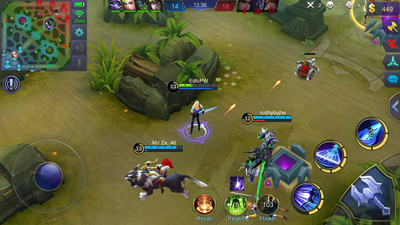 panduan hero mobile legends lancelot 1