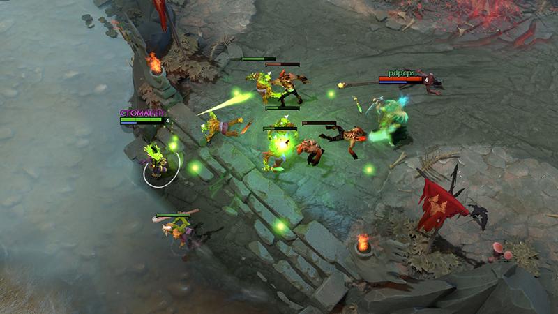 panduan-hero-dota-2-pugna-early-game