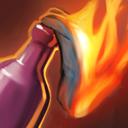 panduan hero dota 2 batrider flamebreak