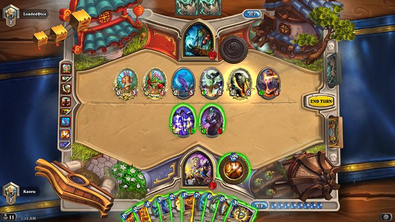 panduan-decklist-hearthstone-dragon-combo-priest-gameplay-4