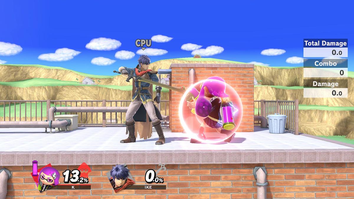 panduan-bermain-super-smash-bros-ultimate-shield