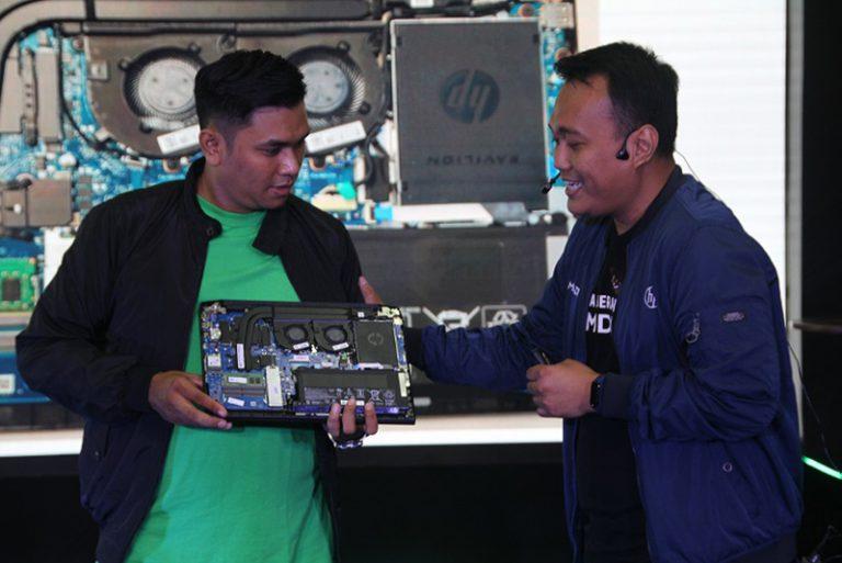 HP Dukung Gamers Indonesia dengan HP Pavilion Gaming 15 ...