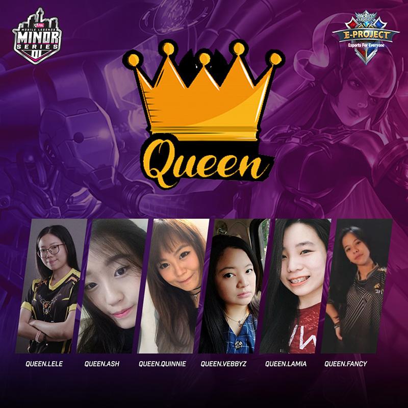 tim-peserta-fgl-2019-queen