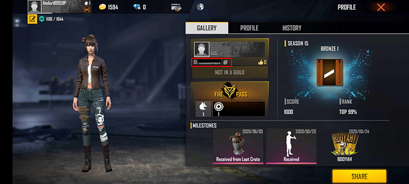 cara top up diamond free fire 2