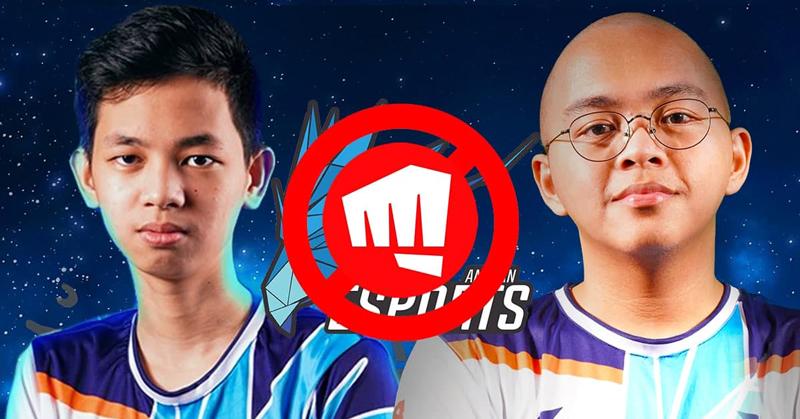 Amihan Esports Dikenakan Ban 1 Tahun Oleh Riot Games